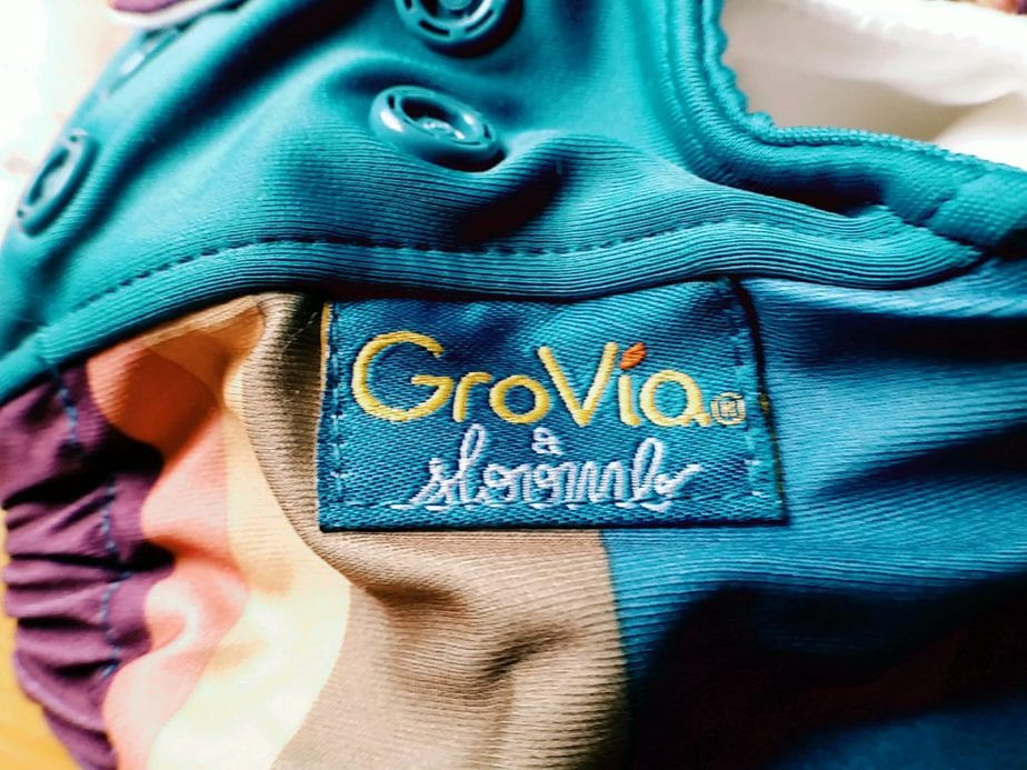 Windelcheck: GroVia All-In-One Biobaumwolle